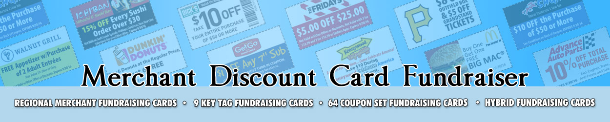 Merchant Discount Card Promotional Banner